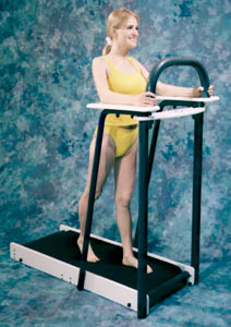 Aquatic Underwater Treadmill For Aqua Pool Walking In Water
